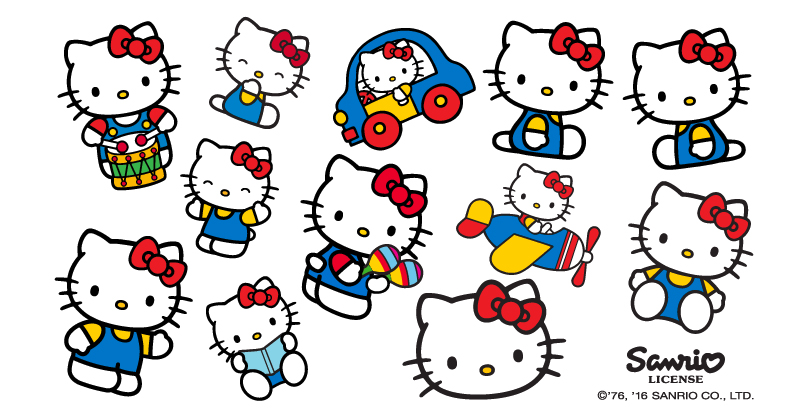 Reflektoren: Hello Kitty